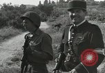 Image of Two German prisoners detained Aix-en-Provence France, 1944, second 31 stock footage video 65675022700