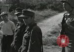 Image of Two German prisoners detained Aix-en-Provence France, 1944, second 35 stock footage video 65675022700