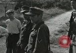 Image of Two German prisoners detained Aix-en-Provence France, 1944, second 36 stock footage video 65675022700