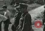 Image of Two German prisoners detained Aix-en-Provence France, 1944, second 38 stock footage video 65675022700