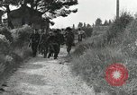 Image of Two German prisoners detained Aix-en-Provence France, 1944, second 39 stock footage video 65675022700