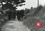 Image of Two German prisoners detained Aix-en-Provence France, 1944, second 40 stock footage video 65675022700