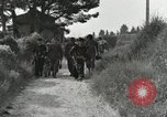 Image of Two German prisoners detained Aix-en-Provence France, 1944, second 41 stock footage video 65675022700