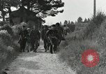 Image of Two German prisoners detained Aix-en-Provence France, 1944, second 42 stock footage video 65675022700