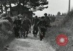 Image of Two German prisoners detained Aix-en-Provence France, 1944, second 44 stock footage video 65675022700