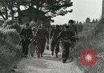 Image of Two German prisoners detained Aix-en-Provence France, 1944, second 45 stock footage video 65675022700