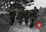 Image of Two German prisoners detained Aix-en-Provence France, 1944, second 46 stock footage video 65675022700