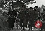 Image of Two German prisoners detained Aix-en-Provence France, 1944, second 49 stock footage video 65675022700