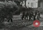 Image of Two German prisoners detained Aix-en-Provence France, 1944, second 53 stock footage video 65675022700