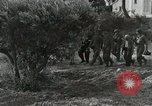 Image of Two German prisoners detained Aix-en-Provence France, 1944, second 55 stock footage video 65675022700