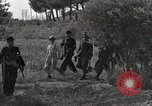 Image of Two German prisoners detained Aix-en-Provence France, 1944, second 60 stock footage video 65675022700