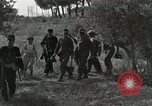Image of Two German prisoners detained Aix-en-Provence France, 1944, second 61 stock footage video 65675022700