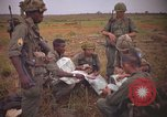 Image of 2nd Battalion of 173rd Airborne Brigade Combat Team Vietnam, 1965, second 13 stock footage video 65675022705