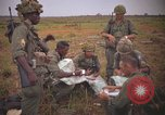 Image of 2nd Battalion of 173rd Airborne Brigade Combat Team Vietnam, 1965, second 14 stock footage video 65675022705