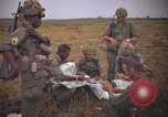 Image of 2nd Battalion of 173rd Airborne Brigade Combat Team Vietnam, 1965, second 15 stock footage video 65675022705