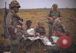 Image of 2nd Battalion of 173rd Airborne Brigade Combat Team Vietnam, 1965, second 16 stock footage video 65675022705