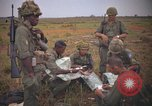 Image of 2nd Battalion of 173rd Airborne Brigade Combat Team Vietnam, 1965, second 18 stock footage video 65675022705