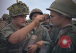 Image of 2nd Battalion of 173rd Airborne Brigade Combat Team Vietnam, 1965, second 19 stock footage video 65675022705