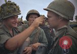 Image of 2nd Battalion of 173rd Airborne Brigade Combat Team Vietnam, 1965, second 23 stock footage video 65675022705
