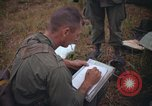 Image of 2nd Battalion of 173rd Airborne Brigade Combat Team Vietnam, 1965, second 26 stock footage video 65675022705