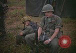 Image of 2nd Battalion of 173rd Airborne Brigade Combat Team Vietnam, 1965, second 42 stock footage video 65675022705