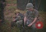 Image of 2nd Battalion of 173rd Airborne Brigade Combat Team Vietnam, 1965, second 43 stock footage video 65675022705