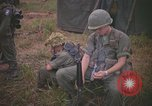 Image of 2nd Battalion of 173rd Airborne Brigade Combat Team Vietnam, 1965, second 44 stock footage video 65675022705