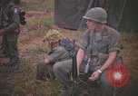 Image of 2nd Battalion of 173rd Airborne Brigade Combat Team Vietnam, 1965, second 45 stock footage video 65675022705