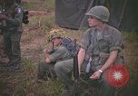 Image of 2nd Battalion of 173rd Airborne Brigade Combat Team Vietnam, 1965, second 46 stock footage video 65675022705