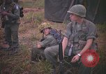 Image of 2nd Battalion of 173rd Airborne Brigade Combat Team Vietnam, 1965, second 47 stock footage video 65675022705