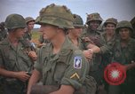 Image of 2nd Battalion of 173rd Airborne Brigade Combat Team Vietnam, 1965, second 57 stock footage video 65675022705