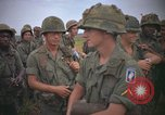 Image of 2nd Battalion of 173rd Airborne Brigade Combat Team Vietnam, 1965, second 59 stock footage video 65675022705