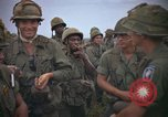 Image of 2nd Battalion of 173rd Airborne Brigade Combat Team Vietnam, 1965, second 62 stock footage video 65675022705
