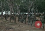 Image of 2nd Battalion of 173rd Airborne Brigade Combat Team Vietnam Bien Hoa Air Base, 1965, second 5 stock footage video 65675022708