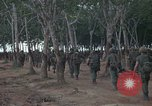 Image of 2nd Battalion of 173rd Airborne Brigade Combat Team Vietnam Bien Hoa Air Base, 1965, second 9 stock footage video 65675022708