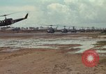 Image of 2nd Battalion of 173rd Airborne Brigade Combat Team Vietnam Bien Hoa Air Base, 1965, second 34 stock footage video 65675022708