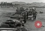 Image of 187th Regiment of 11th Airborne Division South Korea, 1950, second 14 stock footage video 65675022717
