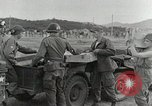 Image of 187th Regiment of 11th Airborne Division South Korea, 1950, second 20 stock footage video 65675022717