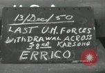 Image of Withdrawal of United Nations forces Korea North of Kaesong, 1950, second 8 stock footage video 65675022721
