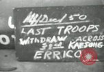 Image of Withdrawal of United States troops Korea North of Kaesong, 1950, second 3 stock footage video 65675022723