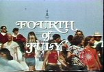 Image of United States 200th Anniversary Washington DC USA, 1976, second 7 stock footage video 65675022742
