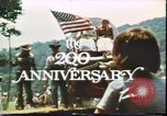 Image of United States 200th Anniversary Washington DC USA, 1976, second 17 stock footage video 65675022742
