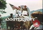 Image of United States 200th Anniversary Washington DC USA, 1976, second 19 stock footage video 65675022742