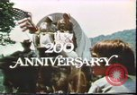Image of United States 200th Anniversary Washington DC USA, 1976, second 20 stock footage video 65675022742