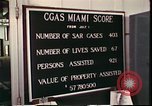 Image of United States Coast Guards Miami Florida USA, 1975, second 39 stock footage video 65675022750