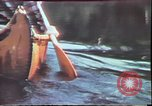 Image of Birch tree Canoe United States USA, 1975, second 25 stock footage video 65675022754