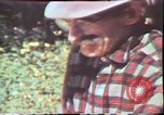 Image of Birch tree Canoe United States USA, 1975, second 46 stock footage video 65675022754