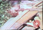 Image of Birch tree Canoe United States USA, 1975, second 51 stock footage video 65675022754