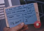 Image of US Army mine and booby trap course Vietnam Cu Chi, 1967, second 7 stock footage video 65675022777
