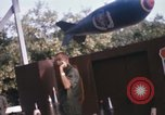 Image of US Army mine and booby trap course Vietnam Cu Chi, 1967, second 15 stock footage video 65675022777